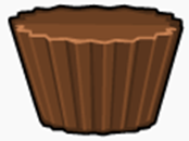 Nutty butter cup