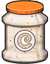 Creamy alfredo sauce
