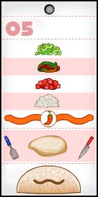 Lisa's Taco Order