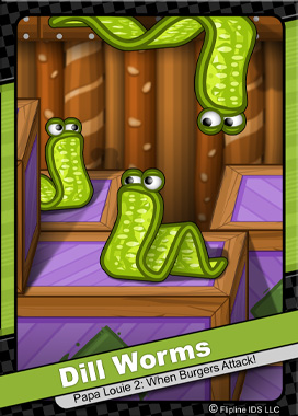 Dill Worm