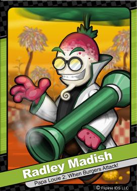 Radley Madish