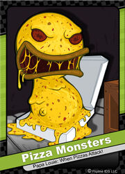 007 pizza monsters