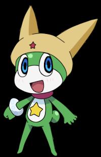 Shin Keroro from the anime series