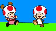 Toad ninjas