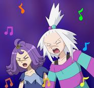 Let's sing acerola