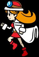 Running Mona