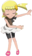 Dancing Bonnie