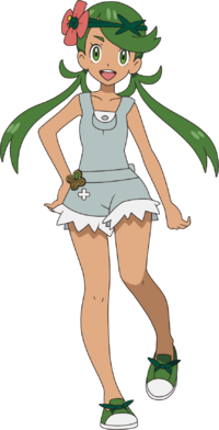 Mallow anime