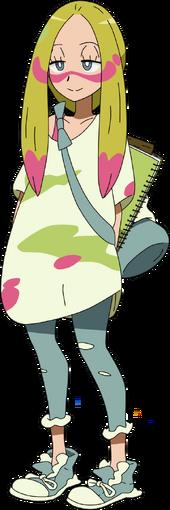 Mina anime