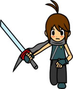 Sasuke swordman