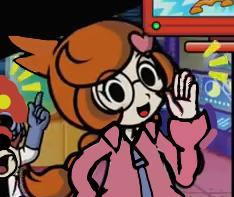 Penny happy