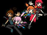 Kat and Ana's Ninja Family