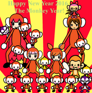 It's a monkey year