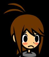 Sad Sasuke