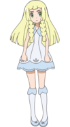 Lillie no hat