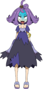 Shocked acerola