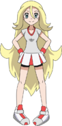 Longhair korni