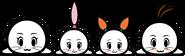 Flipper family