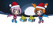 Merry Christmas Kat and Ana