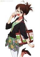 Ritsuko was