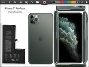 IPhone 11 Pro Max (midnight green)