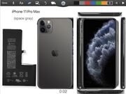 IPhone 11 Pro Max (space gray)