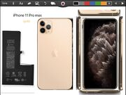 IPhone 11 Pro Max (gold)