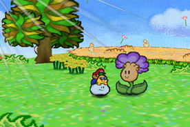 Image flower fields flowerg paper mario wiki fandom powered fileflower fields flowerg mightylinksfo