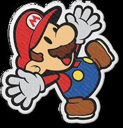 PMOK Mario Falling Over
