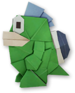 PMOK Origami Spike