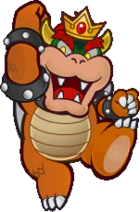 PMSS Bowser introductory pose 2
