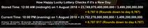 HLL GC Clock Value Range 7