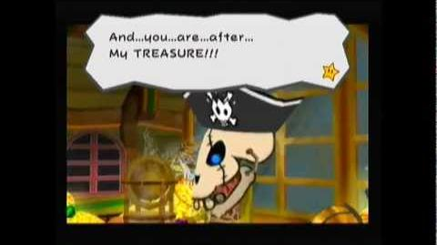 OJaronimo Paper Mario The Thousand-Year Door - Chapter 5