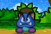 Goomba azul