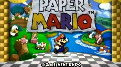 Paper Mario Music - Mt. Rugged EXTENDED