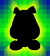 50px-10. Dark Headbonk Goomba Card