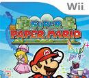 Super Paper Mario Wii