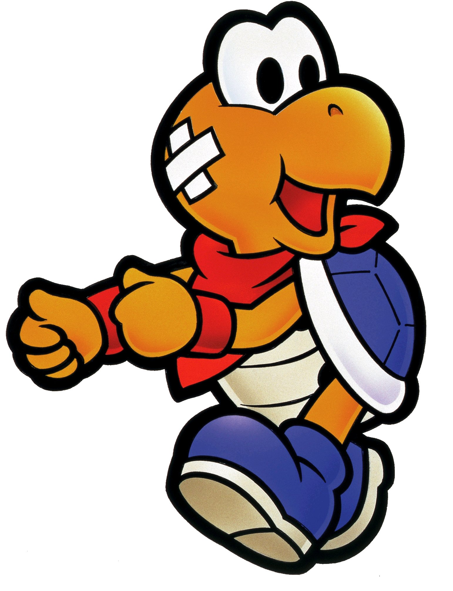 party members paper mario wiki fandom powered by wikia