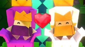 Paper Mario The Origami King - Secret Ending (100%) + Final Boss