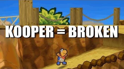 Kooper is Broken