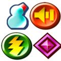 Badges Button
