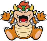 PMCS Bowser jumping