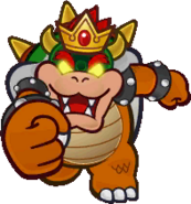 PMSS Bowser introductory pose 1