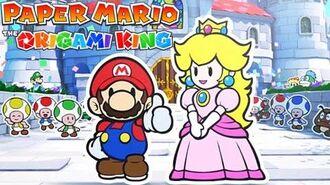 Paper Mario The Origami King - Full Game Walkthrough