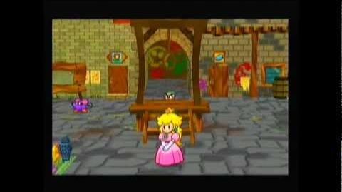 OJaronimo Paper Mario The Thousand-Year Door - Prologue