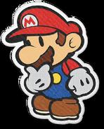 PMOK Mario Thinking
