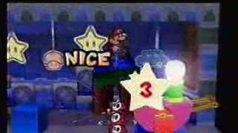 Paper Mario battle General Guy