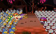 PMTTYD Twilight Town battle