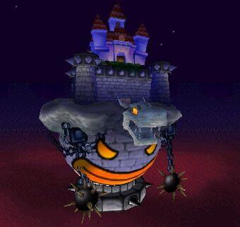 Peach S Castle Paper Mario Wiki Fandom