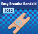 Easy-Breathe Bandaid